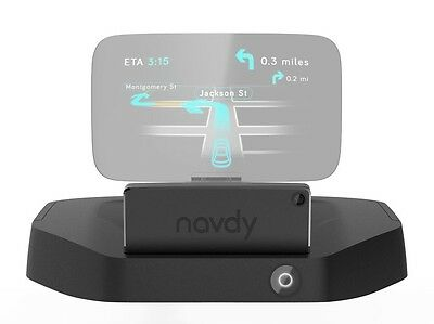 Navdy HUD (Head Up Display) Brand New and Sealed in Original Packaging