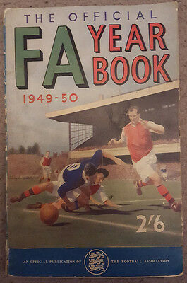 Official FA Year Book 1949-50