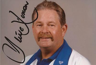 AUSTRALIA: STEVE RIXON SIGNED 6x4 PORTRAIT PHOTO+COA