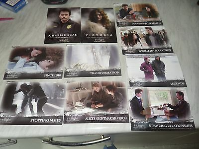 topps twilight collectors cards