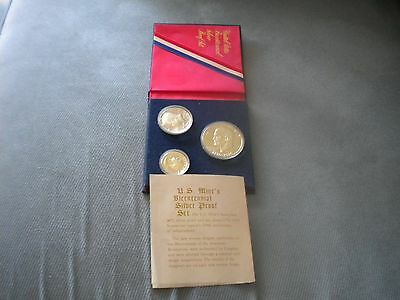 1976 United States Bicentennial 40% Silver Proof Set