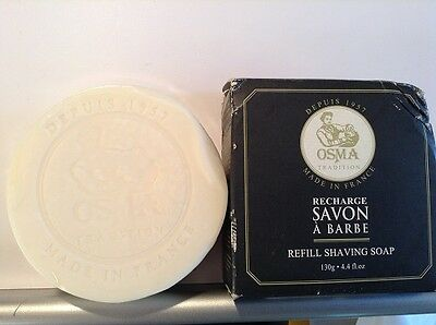 Osma Tradition Recharge Savon A Barbe 130G