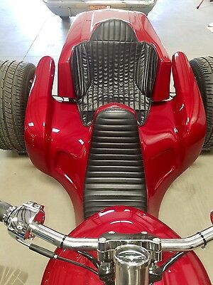 "1972 Custom Built Motorcycles Other  1972 ""Big Daddy"" Ed Roth Trike VW Hitlers Revenge Rare fresh restoration Hot Rod"