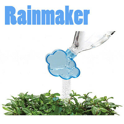Garden Spray Watering Sprinkler Portable Waterer Nozzle Cloud Shower Sprayer