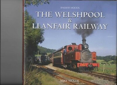 Dismantling collection narrow gauge books The Welshpool & Llanfair Railway