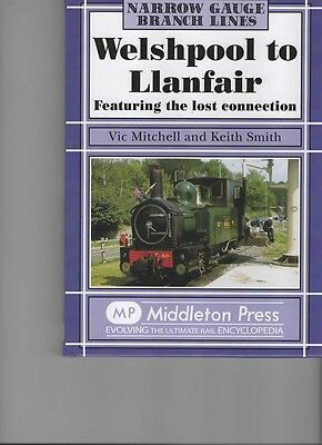 Dismantling collection narrow gauge books Welshpool to Llanfair Railway