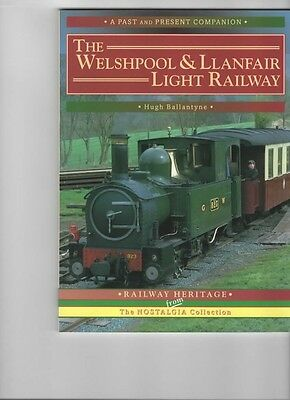 Dismantling collection narrow gauge books The Welshpool & Llanfair Light Railway