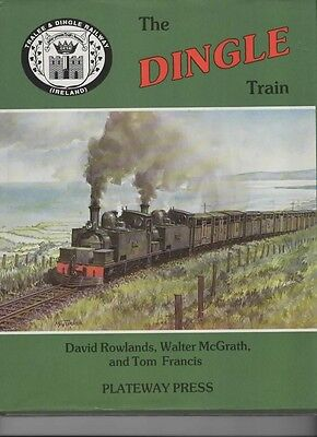 Dismantling collection narrow gauge books The Dingle Train