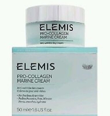 Elemis Pro-Collagen Marine Cream 1.7oz /50ml BRAND NEW