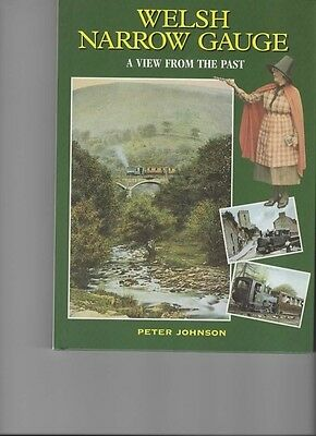 Dismantling collection narrow gauge books Welsh Narrow Gauge A View from past