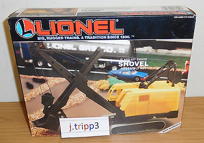 Lionel 12751 Yellow Construction Shovel Assembly Kit O Gauge Train Accessory Usa