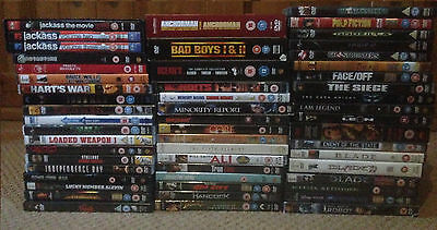 64 DVD's - open to offers - Job Lot