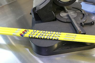 BRAND NEW TOUR ISSUE Project X PROTOTYPE HZRDUS Yellow 63g 6.5 Handcrafted UNCUT