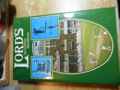 Lord's by Geoffrey Moorhouse Hodder & Stoughton hardback book 1983 256 sides vgc