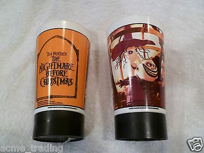 1993 Nightmare Before Christmas Screaming Cup Lock, Shock And Barrel  **cool**