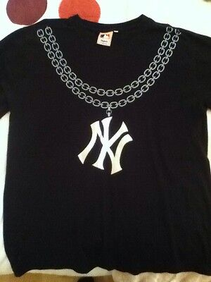 Majestic New York Yankees Baseball Tshirt