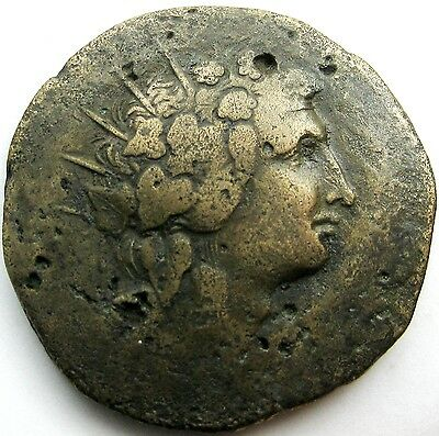 Rhodes, Islands off Caria_1st century AD_AE36_25.9 grams