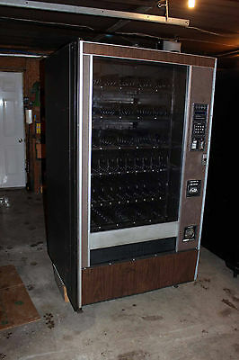 Rowe 5900 Snack Vending Machine for Chips Candy Food Refurbished