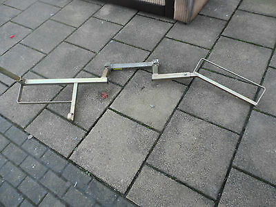 Dave Cooper Motorcycle Motorbike Scooter Carrier Ex Con