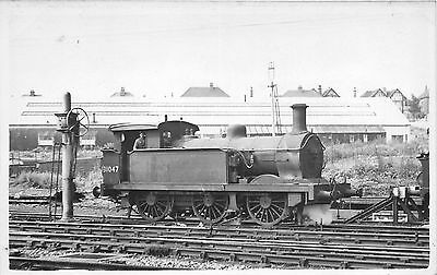 Southern Railway    Stirling SER Class R1 No 31047  B67