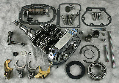 Ultima 6-Speed Builders Kit for 1990-Later Big Twin 5-Speed Models
