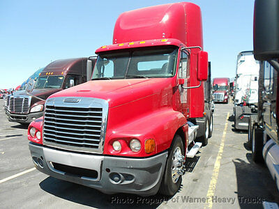 2009 Freightliner Century Day Cab Detroit Dd15 455Hp 10 Speed Transmission