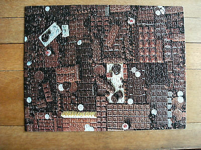 Jigsaw puzzle, 500 pieces, Bits and Pieces, Chocolates Galore
