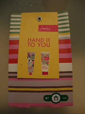 BN Boots Joules Hand it to You Pampering Kit