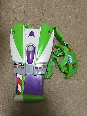 Toy Story Buzz lightyear deluxe action motorised wings