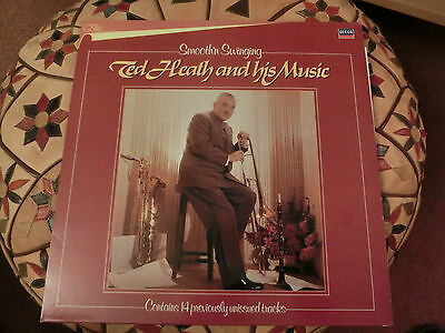 Vinyl Record - Ted Heath - Smooth n Swinging