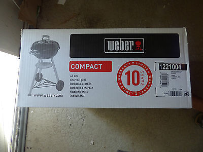 Barbecue Weber Compact 47 Ref 1221004  Neuf