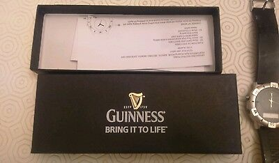 Guinness Watch Promotional Breweriana