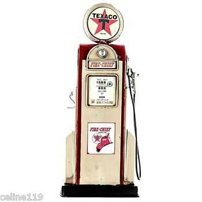 "TEXACO  GAS PUMP .SIGN  Man Cave, Auto Shop, Sport. Home Decor 14"" H"
