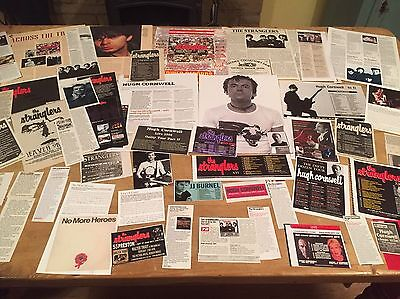 The Stranglers -Cuttings/ Clippings