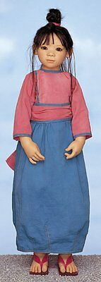 himstedt 2005 LIMITED 337 kimoi---- no doll outfit only