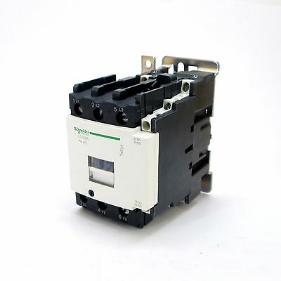 SCHNEIDER ELECTRIC TeSys LC1D65 Contactor 80A. 1000V, 3 POLE, LC1-D65