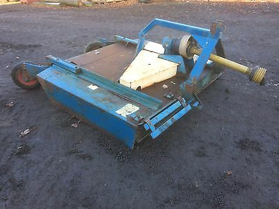 Wessex 6ft Tractor Mounted Topper