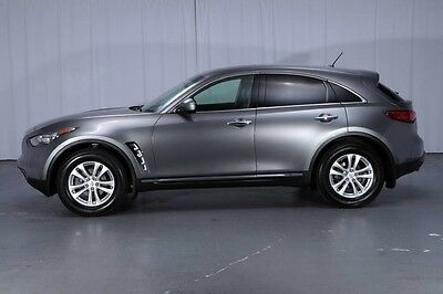 2013 Infiniti FX Base Sport Utility 4-Door FX35 Heated Seats Moonroof Camera BOSE Keyless Access 18's Warranty