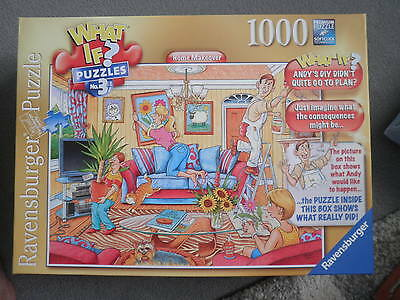 """****""""what If"""" """"home Makeover"""" , Number 3 1000 Pieces********"""