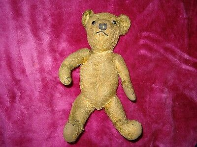 Old Antique Teddy Bear  needs a good clean