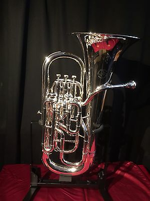 Special Offer JP Sterling 374 4V compensating euphonium