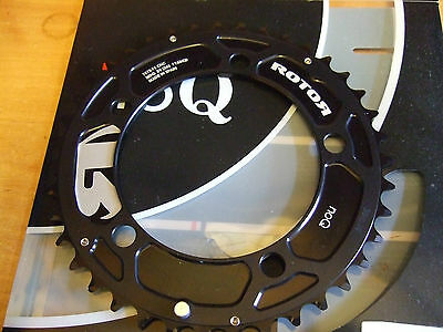 Rotor NoQ round chainrings 39/26 New MTB 110/60 BCD