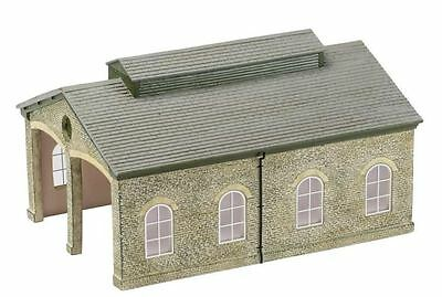 Hornby R9840 OO Granite Station Engine Shed