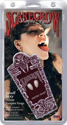 Scarecrow SMALL Realistic Deluxe Custom Fangs Box #166369