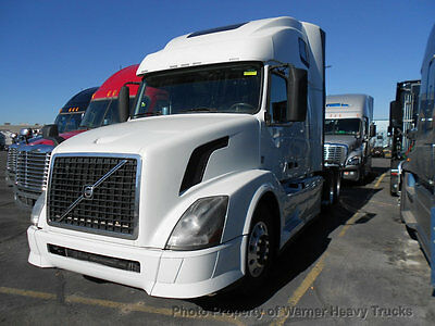 2014 Volvo 670 D13 Engine 425Hp Volvo 12 Speed Automatic I Shift Transmission