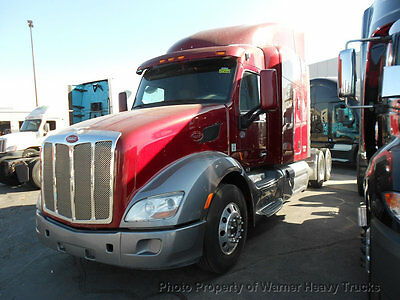 2014 Peterbilt 579 Paccar Mx Engine 485Hp 13 Speed Trans New Turbo Clean Truck