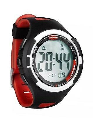 Ronstan Clear Start Sailing Watch RF4052 Black and Red