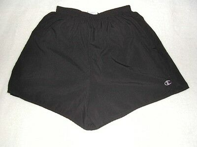 Champion Fitness Gym Running Shorts Black Juniors Youth S Small