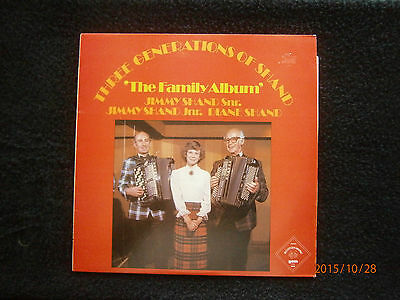 RARE – The Generations of Shand – The Family Album LP