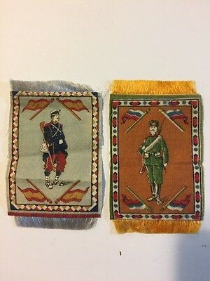 Tobacco Felts Soldiers (2)